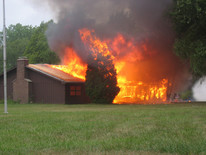lodge burning 028