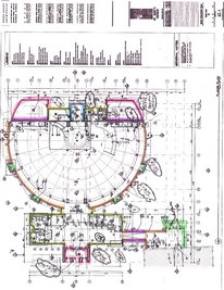 proposed church floor plan